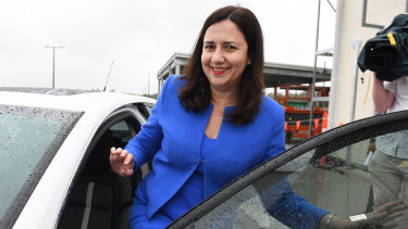 Premier Annastacia Palaszczuk is strongly tipped to call an election on Sunday.