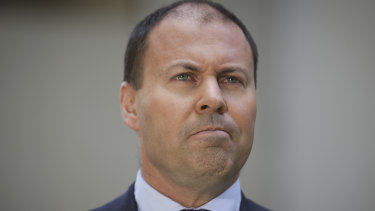 """I cannot see the ACT holding out as a lone objector to a national solution that is so badly needed"": Josh Frydenberg."