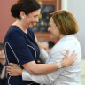 It is now 100 per cent official - Queensland has a government