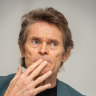 Can Willem Dafoe fart on demand? 'Sometimes yes, sometimes no'.