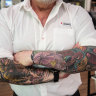 New tattoo? Fresh ink no longer a barrier to donating blood plasma