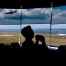 Plan to shift half of Sydney's air traffic controllers to Melbourne