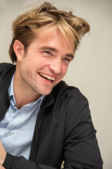 Robert Pattinson mirrored his character's excessive drinking and almost passed out during a key scene.