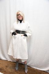 Style icon: Ronni admires actress  Diane Keaton's irreverent fashion sense.