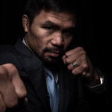 Manny Pacquiao is running for president in the Philippines.