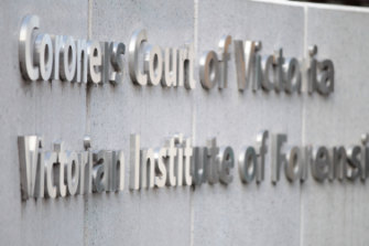 The Coroners Court of Victoria is assisted by the independent Victorian Institute of Forensic Medicine.
