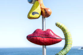 Eye candy for sale as sculptors try to break even