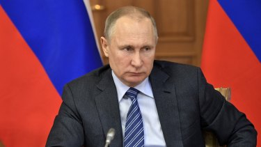Russian President Vladimir Putin and Sauli Niinisto have spoken frequently in the past six years.