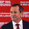 What are WA Labor's factions and who sits where?