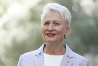 Independent MP Kerryn Phelps has benefitted from compulsory voting.