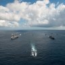 Japan warns of crisis over Taiwan, holds grave concerns about China's military build-up