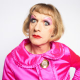 Grayson Perry brings his one-person show to town..