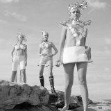 Space fashion, 'Angels in Orbit', 1969.