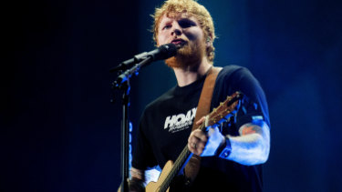 Ed Sheeran will perform at Suncorp Stadium on March 20 and 21.