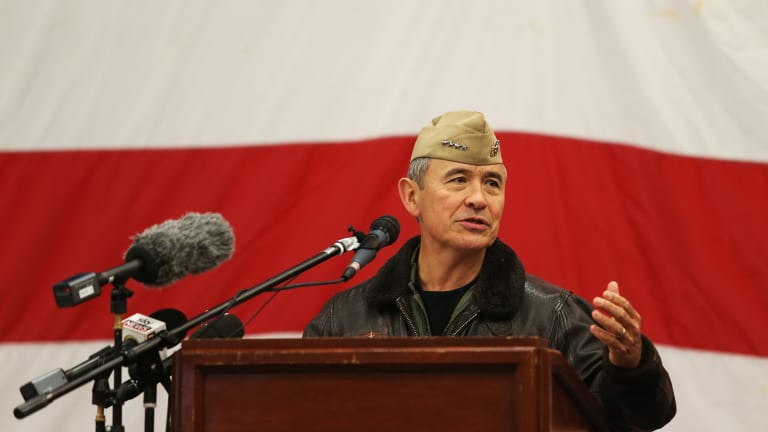 Rear. Admiral Harry Harris believes North Korea wants to turn the Korean peninsula into a lone Communist nation.