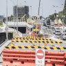Transurban says building spree needed to prod 'sluggish' economy