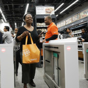 Amazon operates 21 small convenience stores around the US.
