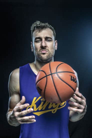 After earning an estimated $115 million in America's National Basketball Association, Andrew Bogut will front up for the Sydney Kings.
