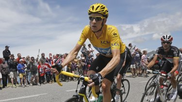 Bradley Wiggins has hit out at a parliamentary report.