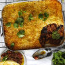 Neil Perry's moussaka with a twist