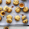 Helen Goh's oat and spelt biscuits with fruit and seeds