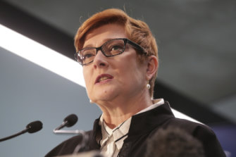 New Foreign Minister Marise Payne should challenge China's human rights violations.