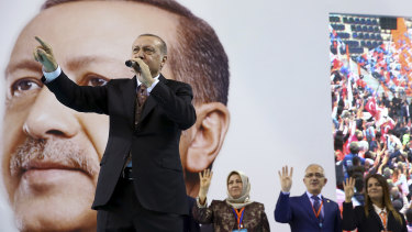 Turkish President Recep Tayyip Erdogan has criticised NATO for not supporting his country's ongoing military operation against the the Kurds in Afrin.