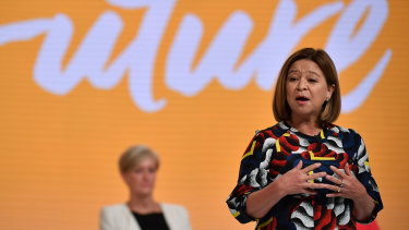 ABC managing director Michelle Guthrie wants the broadcaster to run more human interest stories and focus on hip pocket issues.