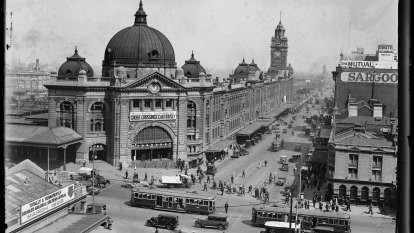 From the Archives, 1982: Big new plan for Flinders Street Station