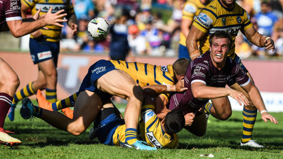 How does it feel as Manly embarrass old foes Parramatta?