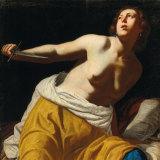 Lucretia, circa (1640-164) by Artemisia  Gentileschi