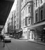Hotel Barclay in 1966.
