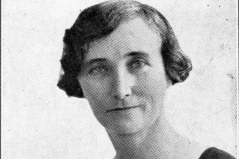 Irene Longman served just one term in Queensland Parliament, from 1929-1932.