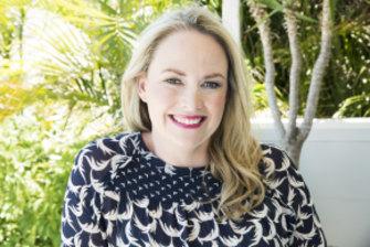 Cure Brain Cancer Foundation CEO Michelle Stewart.