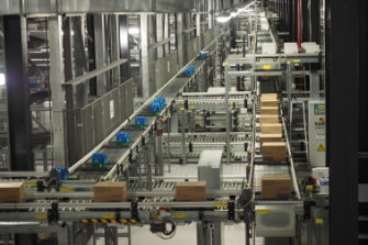 An Australian warehouse that will include state-of-the-art automation technology.
