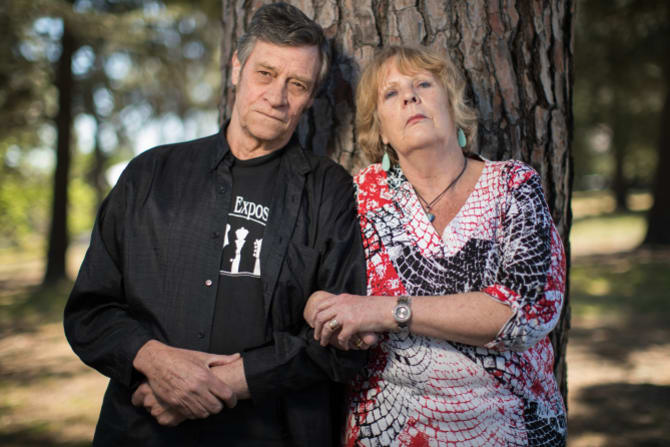 Alan Bowles and his sister Lyn Langanke were abused by the same man.
