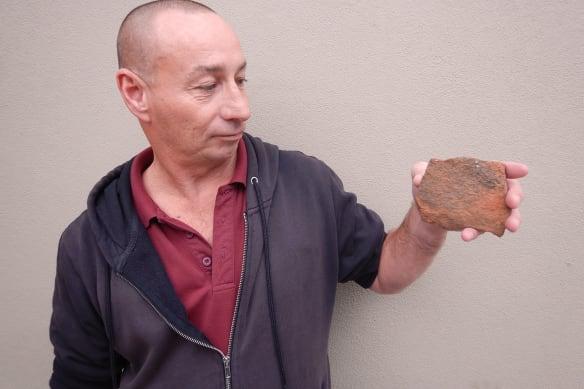 Canberra man falls victim to the Uluru curse