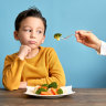 Why eating your children's vegetables can be bad for you