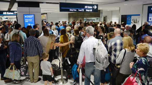 No explanation for Sydney Airport 'technical issue' meltdown