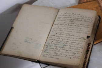 After the second world war, Eva Grinston returned to her family home. Her family had been killed by the Nazis and the Russians occupied her family home. Among the handful of things she grabbed was her grandmother's cookbook.