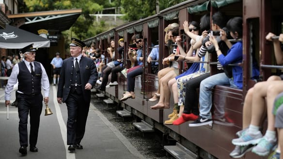 'Political correctness gone mad': Puffing Billy petition builds up steam