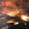 Already blackened by fire, Victoria's bushfire peak could still be ahead