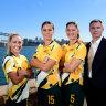 Soccer bosses bank on Matildas' success for 2023 Women's World Cup bid