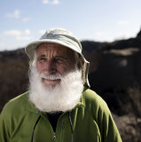 "Chris Pavich, a former NPWS officer, is concerned some areas will become ""mining moonscapes""."