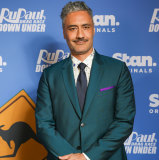 Waititi called Australia home during the filming of Thor: Love and Thunder.