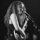 Tal Wilkenfeld was among next month's Bluesfest line-up. The Los Angeles-based Australian is currently working on new projects until touring can resume.