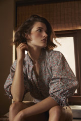 A look from DOEN's collection on Net-a-Porter.