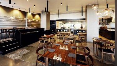 Esquire restaurant.