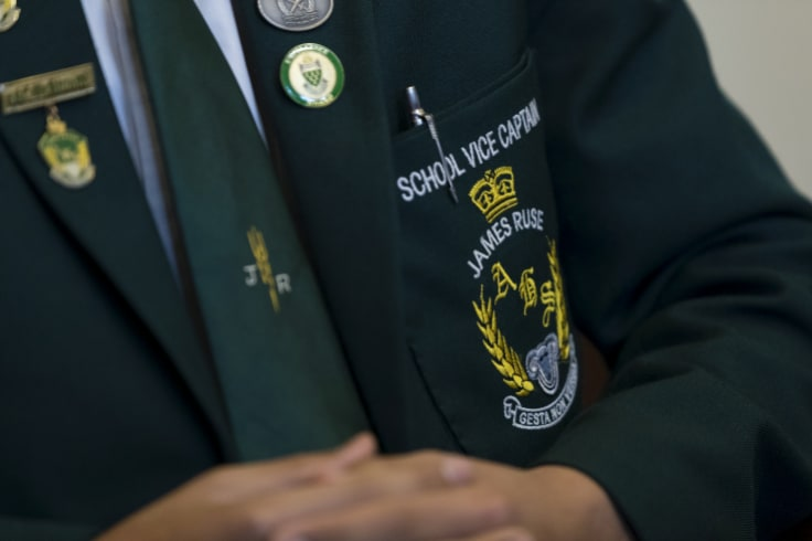 James Ruse Agricultural High School has topped the state every year since 1995.