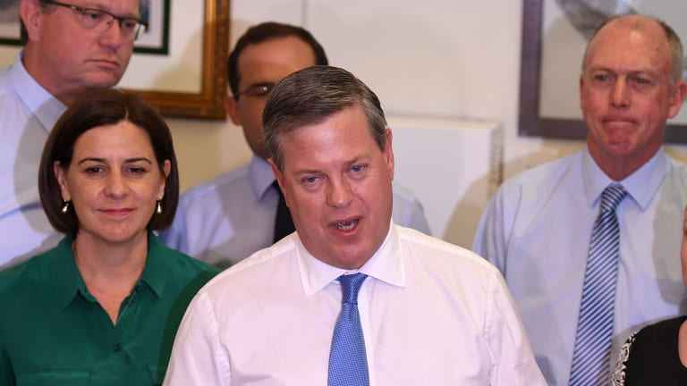 Opposition Leader Tim Nicholls said the LNP would be able to retain the three seats, despite the retirement of sitting MPs.